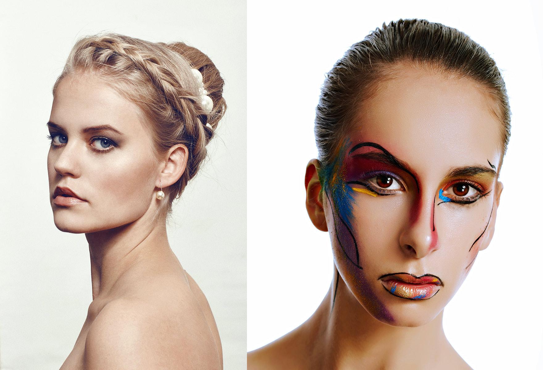 zuzana humajova make up artist